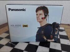 Cámara Panasonic 4k hx-a500