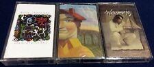 3 New Sealed Billy Crockett Cassettes Watermarks Simple Plans Red Bird Blue Sky