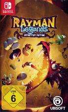 Rayman Legends Switch Definitive Edition