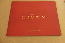 The Crown Promo Press & Photo Book, Claire Foy, John Lithgow FYC 2018 NF