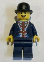 NEW LEGO Lester Minifigure London Leicester Square UK Exclusive