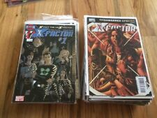 X-FACTOR MARVEL COMICS PETER DAVID 2006 1 TO 50  FULL RUN COMIC SET (missing 3)