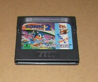 Sonic The Hedgehog 2 for Sega Game Gear Fast Shipping Authentic
