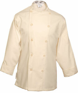 Le Chef Undyed Eco Friendly Chef Jacket (DE01)