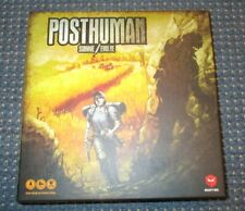 Mighty Boards - Posthuman Survive/Evolve + The Wilds Mini Expansion - Boardgame
