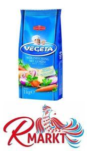Vegeta Würzmischung für Suppen Bullions Saucen Fleisch- Fischgerichte 1kg