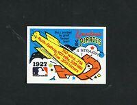 1968 Fleer Laughlin World Series Cards EX/EX-MT Free Shipping on $20+ *GCC*