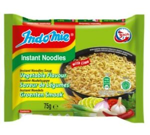 INDOMIE VEGETABLES WITH LIME NOODLES