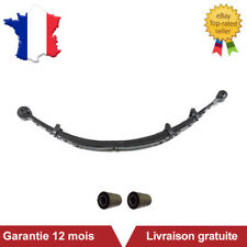 Jeep Cherokee Ressorts a Lames (5 Feuille) 1984-1991 Arriere 52000544MA