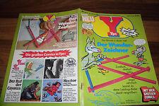YPS Comic  # 24 mit:  FOTO-COMIC: BLACK BEAUTY + INDIANER (Hans Kresse) / 1976
