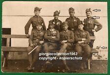 Kaiserjäger, Edelweiß, Feder, Orden, Ersatz Bajonett, 1.WK Foto