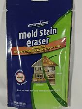 Concrobium 4251035 Mold Stain Eraser Packet 3.5 oz. New - Unopened