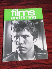 FILMS AND FILMING - UK MOVIE MAGAZINE - DEC 1977 - CANDY CLARK -THE ADOLESCENTS