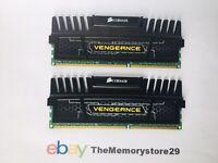 8GB  CORSAIR VENGEANCE Memory DDR3 1600MHz PC3-12800 DIMM RAM Modules