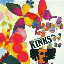 KINKS, THE - FACE TO FACE NEW VINYL RECORD