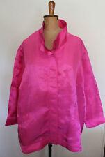 Plus Basic Linen Women's Coats & Jackets