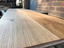 engenieered natural  oak flooring brushed oiled finished  180 x 15 x 2000 mm