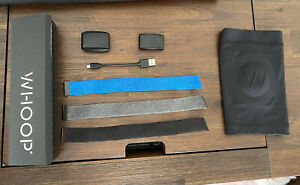 Whoop Strap 3.0 With 3 Bands, Charger and Arm Sleeve