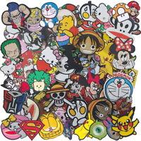 Iron on Patch Movie Cartoon Cute Anime Superhero Mix Brand Wholesale Random