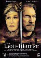 THE LION IN WINTER - GLENN CLOSE - NEW & SEALED DVD