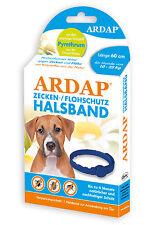 Ardap Zecken- und Flohhalsband für Hunde 10-25 kg (60cm Länge) DHL Versand frei