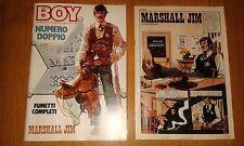 CORRIER BOY-ANNO VI-1977 # 47 - NUMERO DOPPIO FUMETTI COMPLETI - MARSHALL JIM