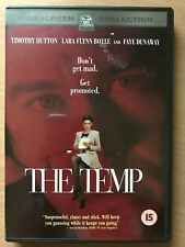 The Temp Dvd 1993 Psycho Secretary Cult Horror Movie w/ Lara Flynn Boyle