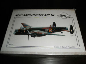 1/72 Avro MANCHESTER Mk.1a RAF Bomber RESIN kit by Planet Models  J