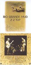 "ZZ TOP ""Rio grande mud"" de 1972! Original-audio-TAPE-Version sur Clou Nouveau CD!"