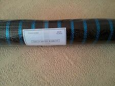 Mesh Ribbon*Deco*Floral*New*Teal*Brown*Copper*21x30 Feet*