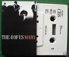The 4 of Us Mary Cassette Tape - TESTED