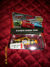 DISNEY CARS OCTANE GAIN  #58 K-MART EXCLUSIVE WITH SYNTHETIC RUBBER TIRES