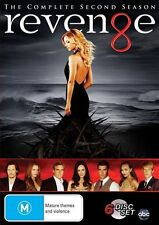 Revenge : Season 2 (6-Disc Set) Region: 4