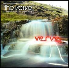 THE VERVE - SINGLES : BEST CD ~ RICHARD ASHCROFT 90's BITTERSWEET SYMPHONY *NEW*