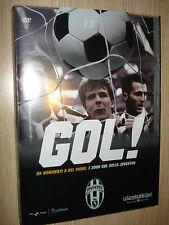 DVD N° 15 DEL PIERO BONIPERTI I 3000 GOL DELLA JUVENTUS JUVE FC