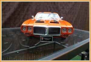 Pontiac Firebird Trans Am 1969 ** Road Signature ** 1:18 **