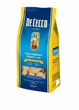De Cecco Conchiglioni Rigati (500g Packung)