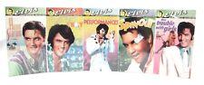 Elvis Commemorative Collection - 5 VHS Set Lost Performances