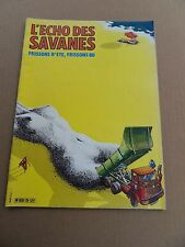 L'Echo Des Savanes 77 . Editions Du Fromage 1981 -    BE - minus