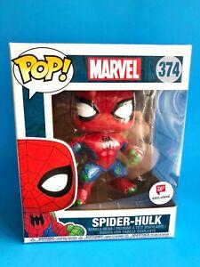 Funko PoP! Spider-Hulk Spider-Man Funko Pop Walgreens Exclusive