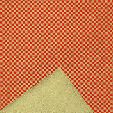 (wb80) DUAL-SIDED Color Yuzen washi paper 22x31 cm.