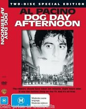 Dog Day Afternoon DVD TOP 250 MOVIES BIOGRAPHY TRUE STORY Al Pacino BRAND NEW R4