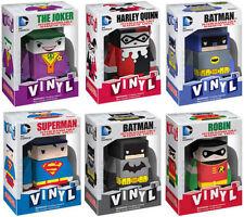 Harley Quinn Vinyl Heroes Action Figures