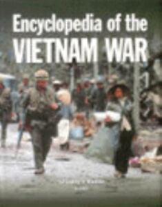 Encyclopedia of the Vietnam War (1996, Hardcover)