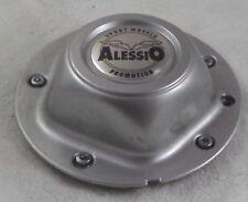 Alessio Wheels Silver Custom Wheel Center Caps Caps # C_0007