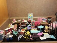 Fisher Price Loving Family Dollhouse Furniture Lot