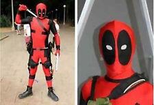 Deadpool Suit Unisex Fancy Dress