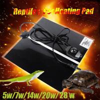 Heat Mat Reptile Brooder Incubator Pet Heating Pad Brew EU Plug G