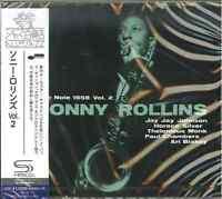 SONNY ROLLINS-SONNY ROLLINS VOL. 2 -JAPAN SHM-CD C94