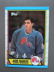 1989-90 TOPPS HOCKEY COMPLETE SET WAYNE GRETZKY MARIO LEMIEUX JOE SAKIC RC